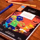 """[JEUDI COULISSES]  Halloween n'est plus que dans quelques jours... Connaissez-vous ses origines ? Notre équipe est désormais incollable !  À travers """"La légende d'Halloween"""", madame i va expliquer à Petit Malin, impatient de fêter Halloween, les origines de cette fête monstrueuse.  Idéal pour les enfants qui savent bien lire, cet ouvrage de la collection """"Lire pour grandir"""" permettra aux enfants d'enrichir leur vocabulaire grâce à des mots expliqués dans un glossaire, mais aussi d'en apprendre plus sur la naissance d'Halloween.  Jusqu'au 2 novembre, pour l'achat de """"La légende d'Halloween"""" sur notre site www.editionsrecrealire.com ainsi qu'un de nos 3 albums typés Halloween parmi """"Pas comme les autres"""", """"Ça suffit les monstres"""" et """"Drôle d'idée"""" (issus de notre collection jeunesse 20/20), la figurine du Bêta est offerte !  Afin de profiter de cette offre spéciale pour Halloween, RDV sur notre site, faites défiler les bandeaux d'accueil et cliquez sur le 2e pour découvrir nos ouvrages !  #lesalphasofficiel #lesalphas #methode #lecture #recrealire #edition #pedagogie #apprentissage #halloween #enfants #lire #peur #monstre #sorciere #ouvrage #offre"""